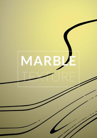Marble texture ink splash, colorful fluid. Poster, brochure, invitation, simple design presentation, magazine cover, catalog, sale, announcement. Gradient vector marble texture, size A4.