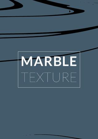 Marble Texture. Ink Splash. Colorful Fluid. Poster, Brochure, Invitation, Simple Design Presentation,  Magazine Cover, Catalog, Sale, Announcement. Gradient Vector Marble Texture. Size A4.