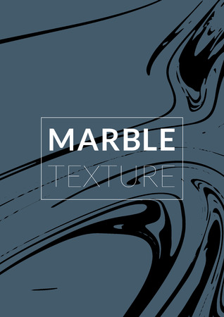 Marble Texture. Ink Splash. Colorful Fluid. Poster, Brochure, Invitation, Simple Design Presentation, Magazine Cover, Catalog, Sale, Announcement. Gradient Vector Marble Texture. Size A4.