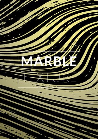 Marble Texture. Ink Splash. Colorful Fluid. Marble Textured Cool Cover, Party Flyers, Business Card, Poster Design, Futurist Title Page. Gradient Vector Marble Texture. Size A4.