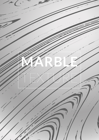 Gradient Vector Marble Texture. Futurist Title Page. Design illustration.
