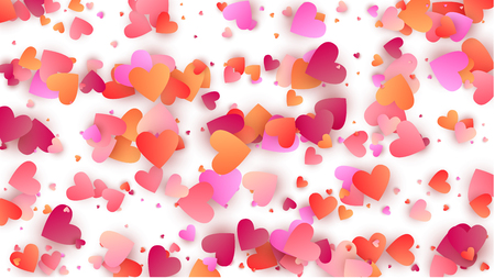 Happy Valentines Day Background.  Illustration for your  Happy Valentines Day Design.     Wedding Background for Greeting Card, Invitation or Banner. Vector illustration. Illustration