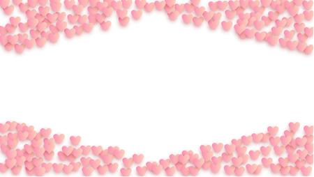 Valentines Day Holidays Background. Illustration for your  Valentines Day Holidays Design.     Wedding Background for Greeting Card, Invitation or Banner. Vector illustration.