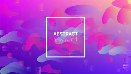 Colorfull Background. Horizontal Orientation. Banner Design Composition. Modern Geometric Pattern. Colorfull Background. 免版税图像 - 156771907