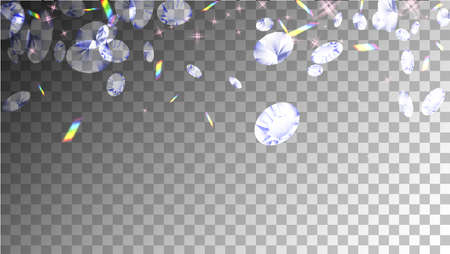 Vector Concept. Glamour Black Element. Vintage Realistic Concept. Blue Poster. Holographic Vector Concept. Vector Wedding Design. Christmas Bright Background. Stock fotó - 156783584