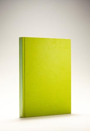 spread sheet: Blank book Stock Photo
