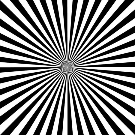 Zwart-wit abstract