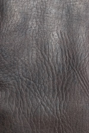 Vertical closeup of seamless brown leather texture Stock Photo - 7487350