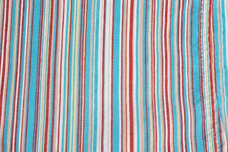 Seamless colored vertical striped textile texture Stock Photo - 7487354