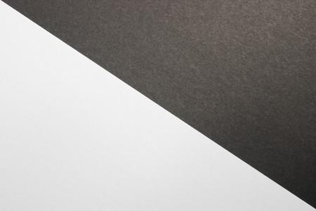 Diagonal black and white paper textures photo