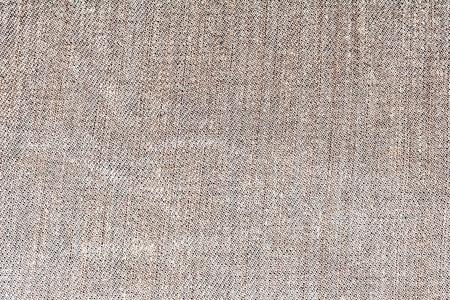 closeup of seamless light brown denim fabric texture Stock Photo - 9036524