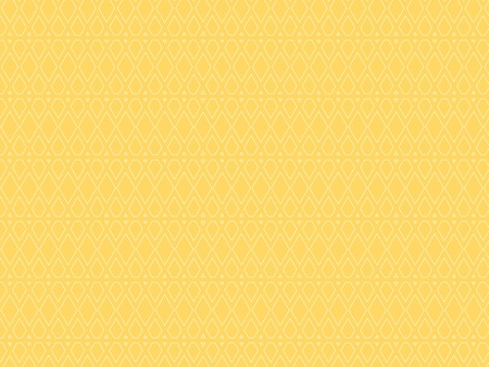 white seamless abstract pattern on light yellow background photo