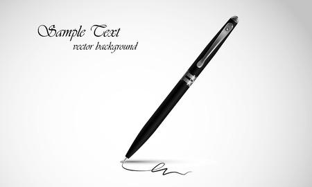 emphasis: Pen Illustration