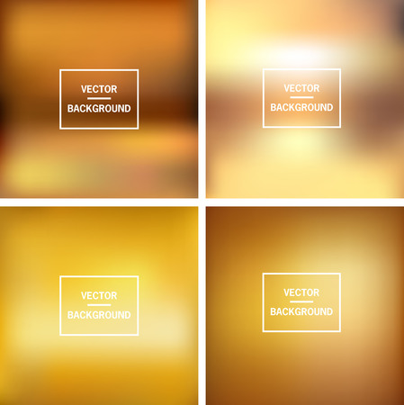 richly: Abstract colorful blurred vector backgrounds   Elements for your website or presentation