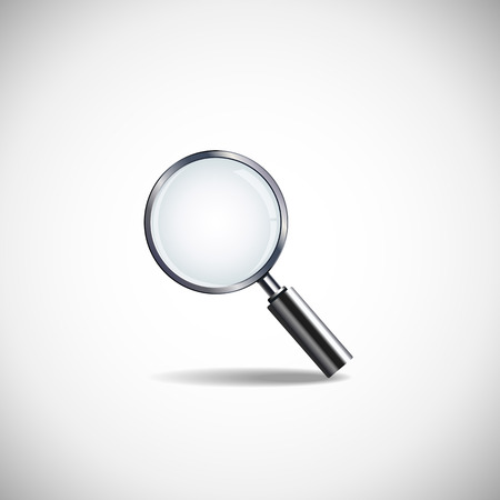 zoom in: Search Icon Vector Set  Search icon Vector  Magnifier on white background