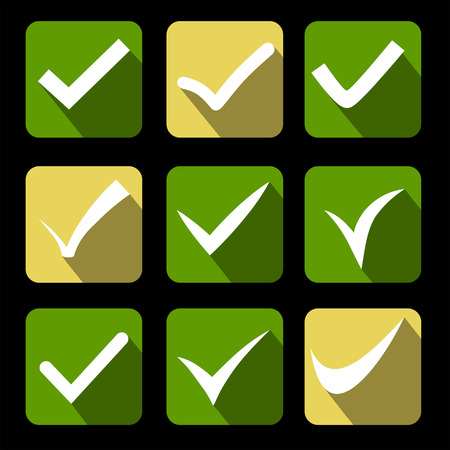 multiple choice: Completion of tasks on a list  Answers to your questions  Illustration