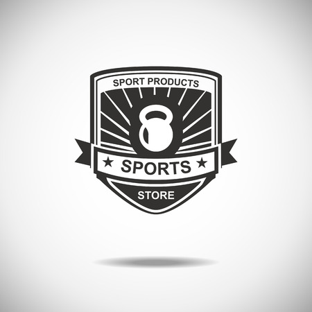 crest: Set of various sports and fitness logo emblem graphics and icons. Shop sport products