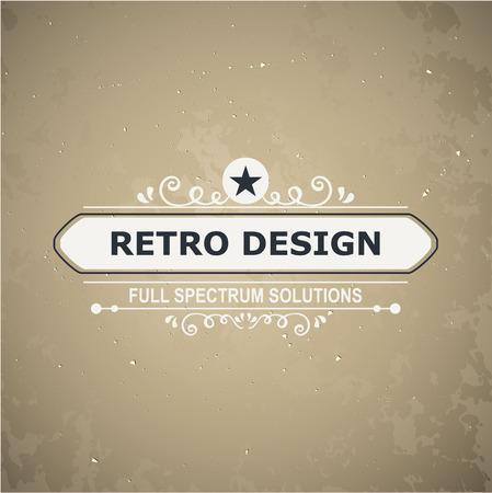 boutique shop: Monogram  luxury template with flourishes calligraphic elegant ornament elements. Luxury elegant design for cafe, restaurant, boutique, hotel, shop, heraldic, jewelry, fashion