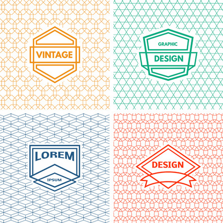 Monogram  luxury  template with flourishes calligraphic elegant ornament background. Luxury elegant design for cafe, restaurant, boutique, hotel, shop, store, heraldic, jewelry, fashion Vettoriali