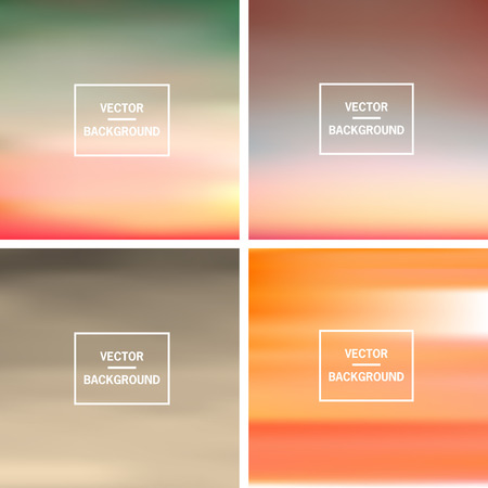 wedding background: Abstract colorful template blurred vector backgrounds.  Elements for your website, application, banner, presentation. Illustration