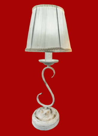 lamp for home and office, interior decoration, isolate