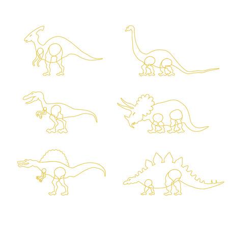 triceratops: dinosaurs parasaurolophus diplodocus velociraptor triceratops spinosaurus stegosaurus