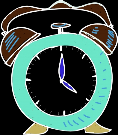 Classic alarm clock Stock Photo - 16003677