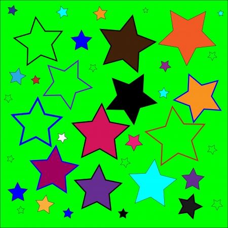 stars Stock Vector - 16480365