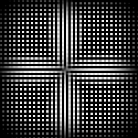 pattern of  cross