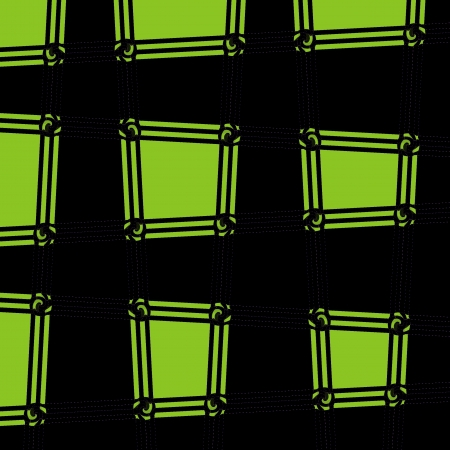 abstract  pattern of squares Stock Photo