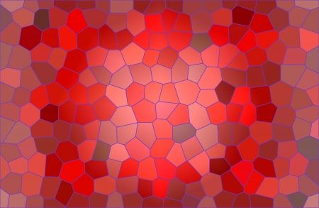 textura colorida vidriera