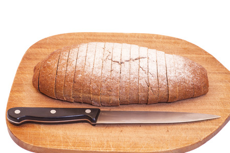 Bread, Board and Knife
