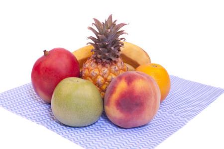 heap of fruit