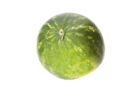 watermelon isolated on white background  Reklamní fotografie
