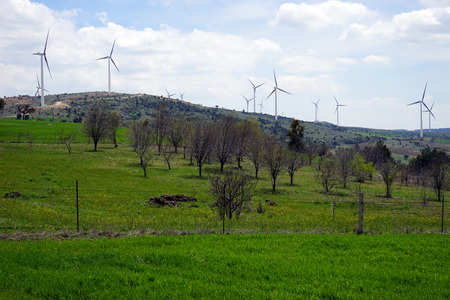 powerhouse: windmills for prickly wire