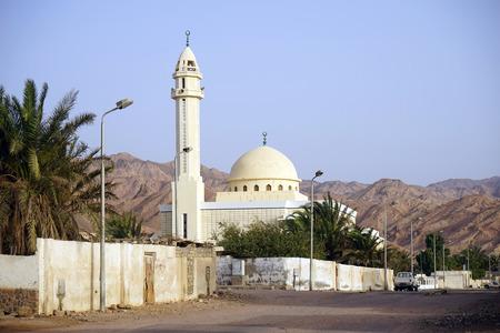 dahab: Mosque in Dahab Egypt