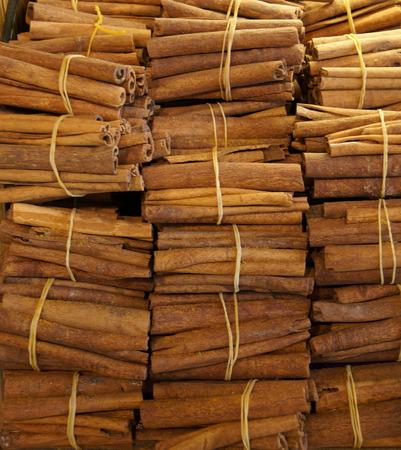 bundle of cinnamon