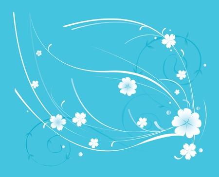 flowerses: beautiful blue flowerses