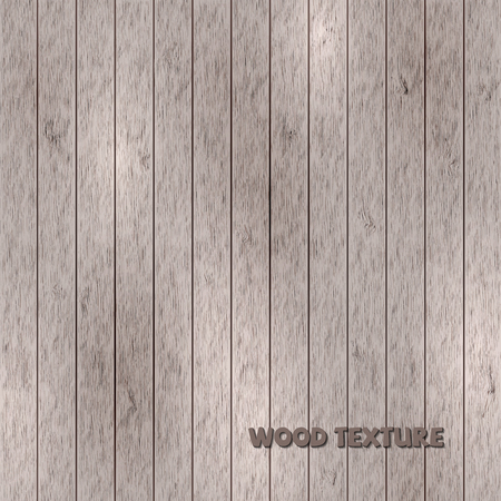 light brown: Light brown wood texture, vintage background. Vector illustration. Illustration