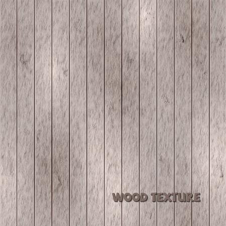 light brown: Light brown wood texture, vintage background. Vector illustration. Illustration
