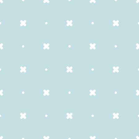 Cross pattern background.