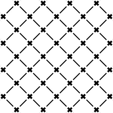 patten: Diagonal lines and cross patten background.