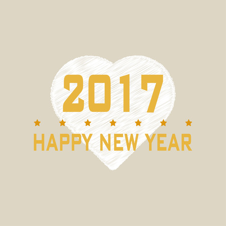 resolution: HAPPY NEW YEAR 2017 background.