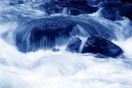 hunan: stream scenery in Zhangjiajie National Geological Park, Hunan, China