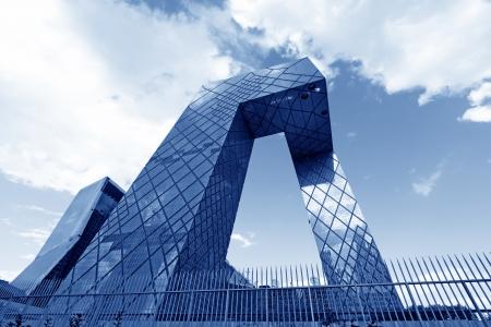 北京 9 月中国 CCTV における事務所ビル北京で 2012 年 9 月 13 日