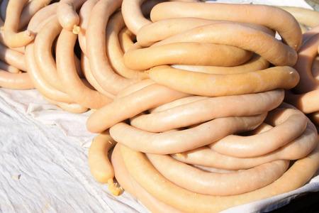 enema: characteristics food -- enema, closeup of delicacy Stock Photo