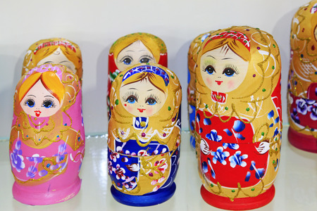 formative: ancient Huian women formative dolls on the store shelves