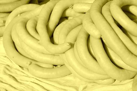einlauf: Eigenschaften food - Einlauf, Nahaufnahme von Delikatesse