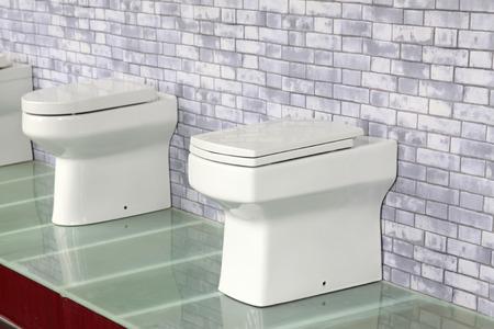 keramische toiletpot