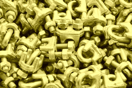 fasteners: metal parts and fasteners